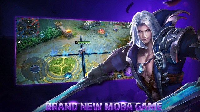 Legends of Ace - juego MOBA