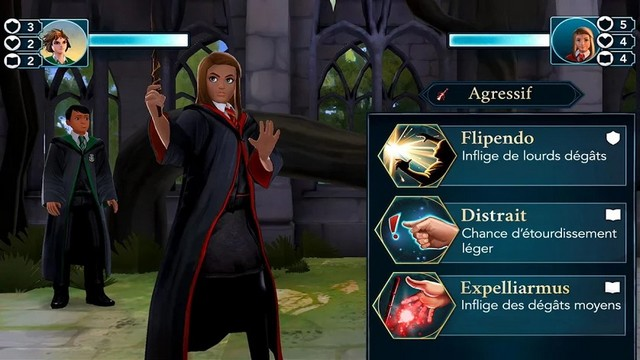 El secreto de Harry Potter en Hogwarts